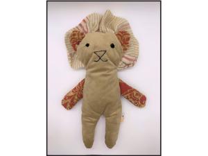 Owen - Flat Stuffed Lion