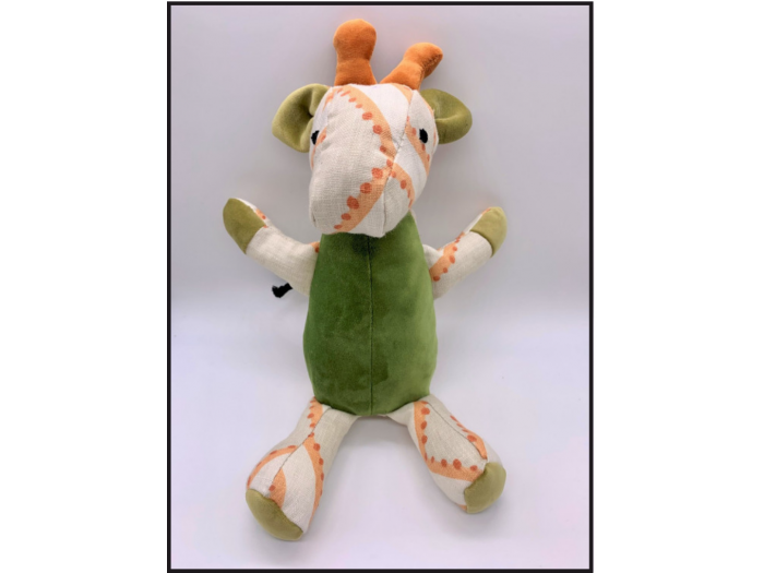 Clare - Medium Stuffed Giraffe