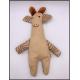 Charlotte - Flat Stuffed Giraffe