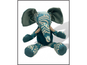 Ellie - Large Stuffed Elephant