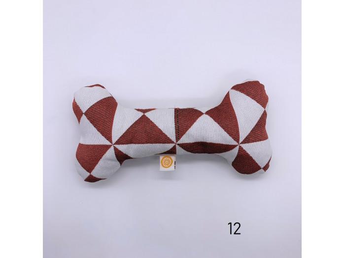 Dog Bone Plush Toy