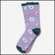 Hippy Feet Socks Patricia's Floral Crews