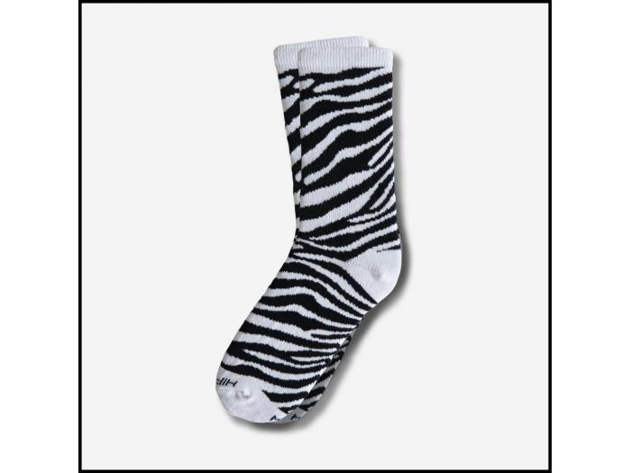 Hippy Feet Socks Zebras