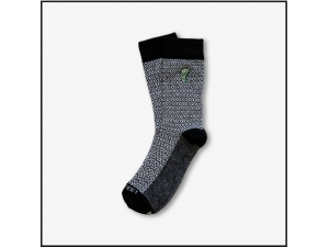 Hippy Feet Socks Black Diamond