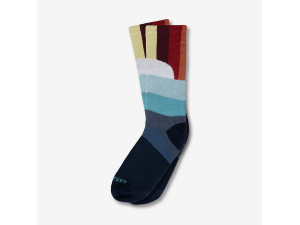 Hippy Feet Socks Sunset Lover