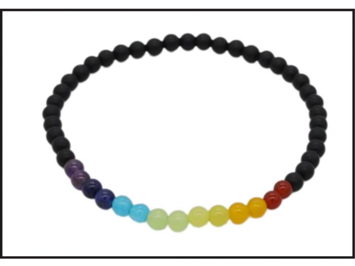Chakra Rainbow Bracelet