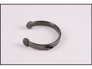 The Bracelet - Stainless Steel (Graphite Tone)