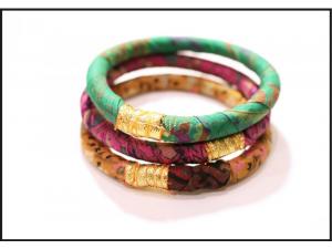 Who's Sari Now Bracelets