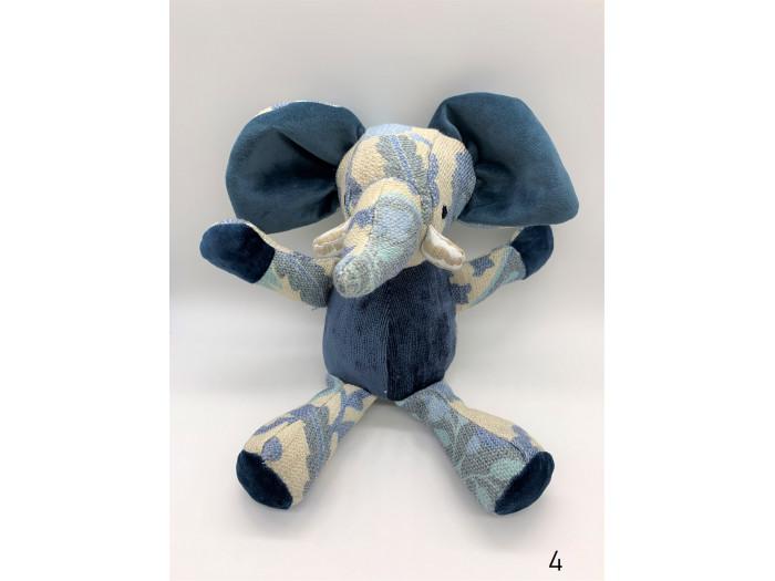 Emma - Medium Stuffed Elephant