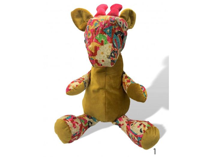 GiGi - Large Stuffed Giraffe