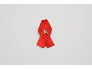 Double Ribbon Pin