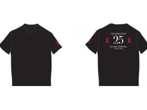 25 For 25 Club T-Shirt