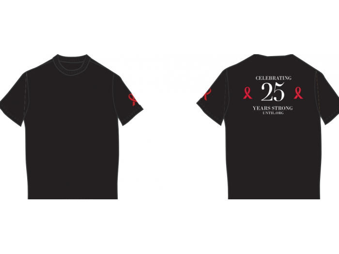 25 For 25 Club T-Shirt